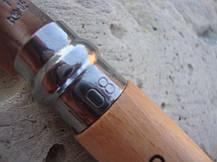 Нож Opinel (опинель) Inox Natural №8 VRI бук (123080), фото 3