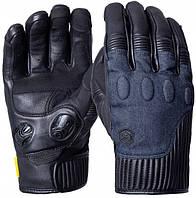 Мотоперчатки Knox Hanbury Black/Denim