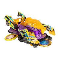 Дикий Скричер Хантер (Screechers Wild Hunter) Фиолетовый дракон 2 сезон Дрифт серия ОРИГИНАЛ