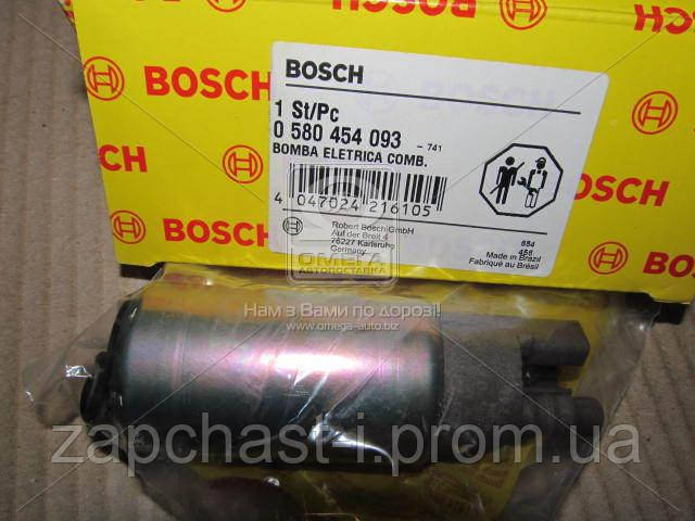 Электpобензонасос CHEVROLET ROLET; CITROEN; FORD; KIA; RENAULТ (пр-во Bosch) 0 580 454 093