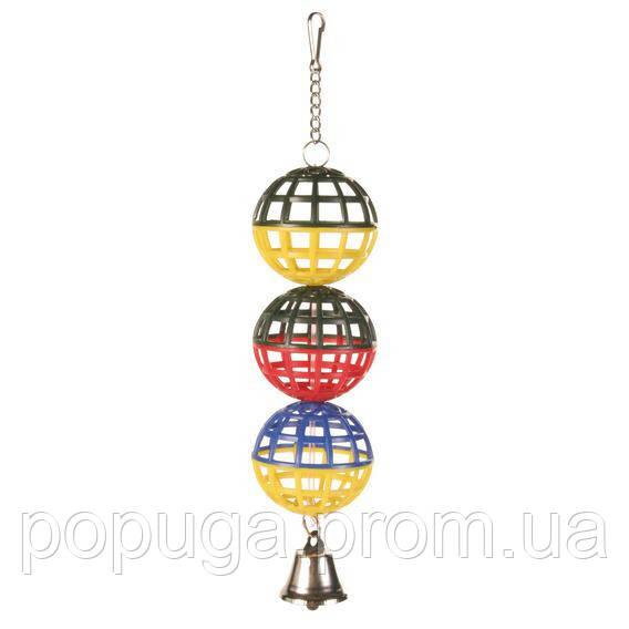Игрушка для попугаев