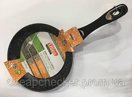 Сковорода Olina 24 См Гранітне Антипригарне Покриття