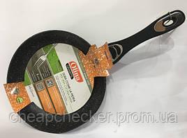 Сковорода Olina 28 См Гранітне Антипригарне Покриття