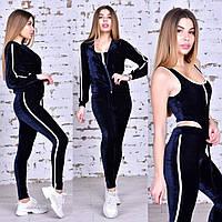 Женский стильный спортивный костюм, фото 1