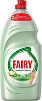 Засіб для миття посуду Fairy Алое Віра-Огірок, 1.015 мл