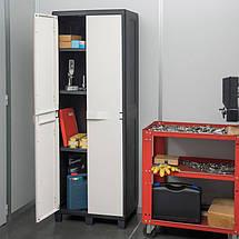 Шкаф 2-х дверный на 3 полки Factory Toomax, фото 3