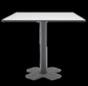 База стола Oxo 45x45x73 см катафорез матовый антрацит Papatya