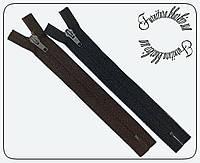 Молния для обуви №5 ARTA-F длина 20см черная и коричневая