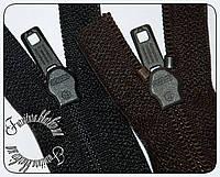 Молния для обуви №5 ARTA-F длина 25 см черная и коричневая