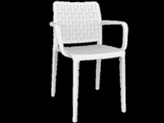 Кресло Papatya Fame-K белое, фото 2