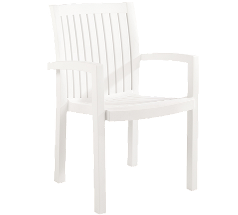 Кресло Papatya Нета белый, фото 2