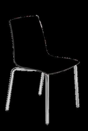 Стілець Papatya X-Treme S чорний, фото 2