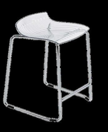 Барне крісло Papatya X-Treme Sled прозоро-чистий, фото 2