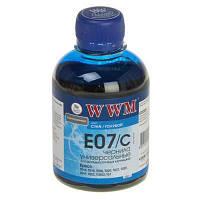 Чернила WWM Epson Stylus Universal Cyan (E07/C)