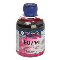 Чернила WWM Epson Stylus Universal Magenta (E07/M)