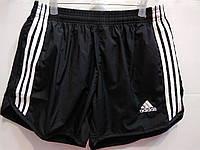 Шорты Спорт мужские adidas черный батал