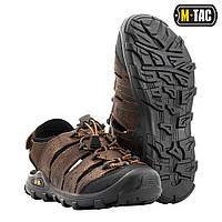 Сандали кожаные мужские летние, обувь тактическая, сандали М-ТАС, обувь М-ТАС, обувь мужская летняя