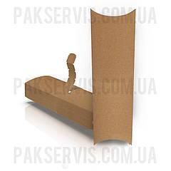 Упаковка для лаваш-ролла 222х76х31мм Крафт 1/50