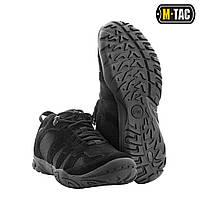Кроссовки мужские тактические M-TAC, обувь тактическая, кроссовки М-ТАС VIPER Gen.II BLACK, удобная обувь urba