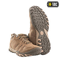 Кроссовки мужские тактические M-TAC, обувь тактическая, кроссовки M-TAC Viper Gen.II KHAKI, удобная обувь urba