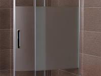 Кабина душевая квадратная стекло *Интимато* BI-FOLD 800