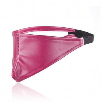 Красная маска для интимных игр