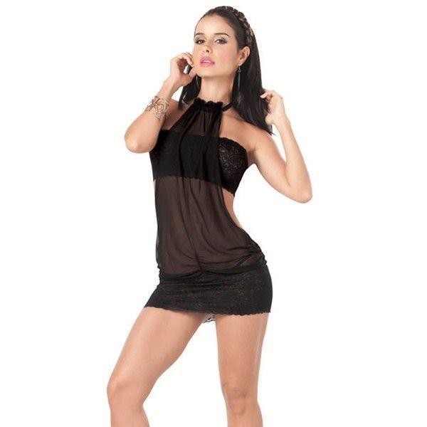 Вечернее платье-пеньюар