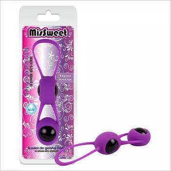Гейши шарики - фиолетовый