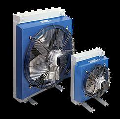 Маслоохладитель (теплообменник) Emmegi серии MG AIR 2020K 2pass 230-400 AC