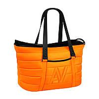 Сумка-переноска для животных AV оранжевая