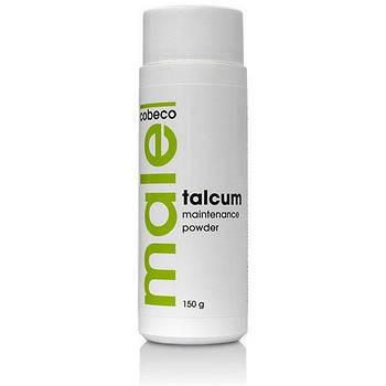 Тальк для іграшок і латексу MALE Cobeco Talcum powder (150g)