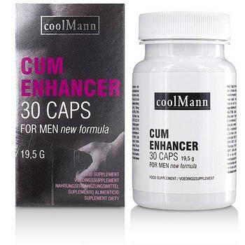 CoolMann Cum Enhancer (30 капсул)