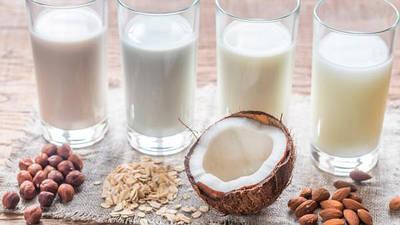Растительное молоко (сливки)