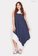 Платье Судан (синий) 0403171