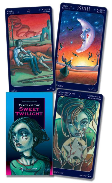 Tarot of The Sweet Twilight/ Таро Сладкие Сумерки