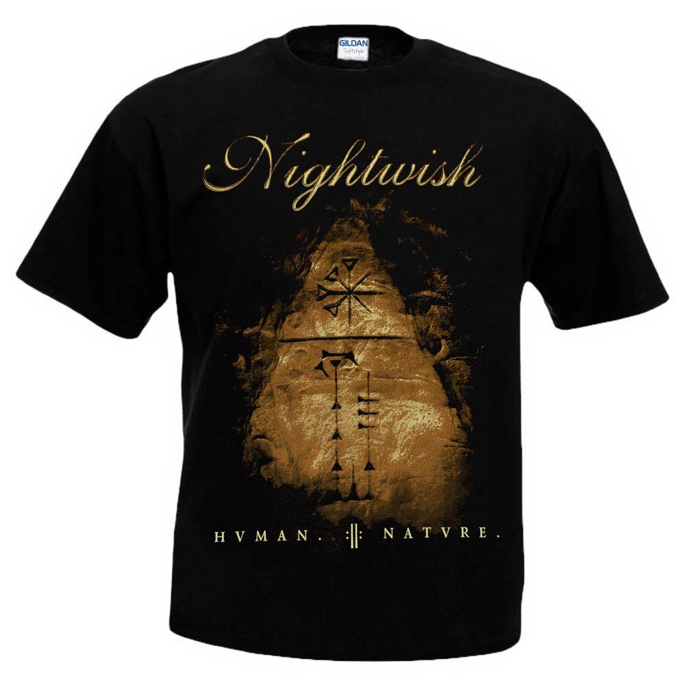 Футболка NIGHTWISH - Human Nature