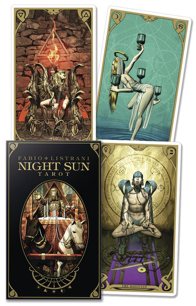 Night Sun Tarot/ Таро Ночного Солнца