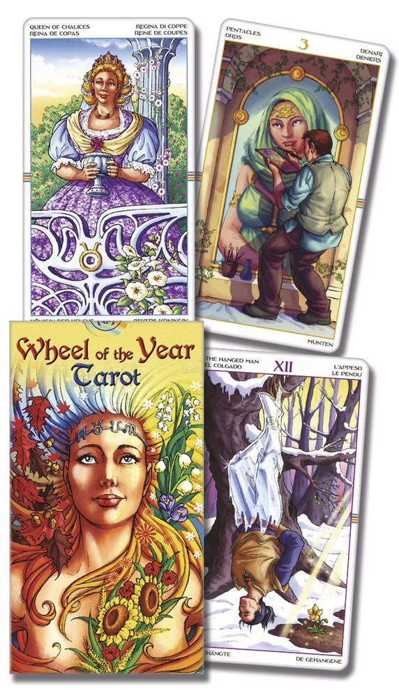 Wheel of the Year Tarot/ Таро Колесо Года