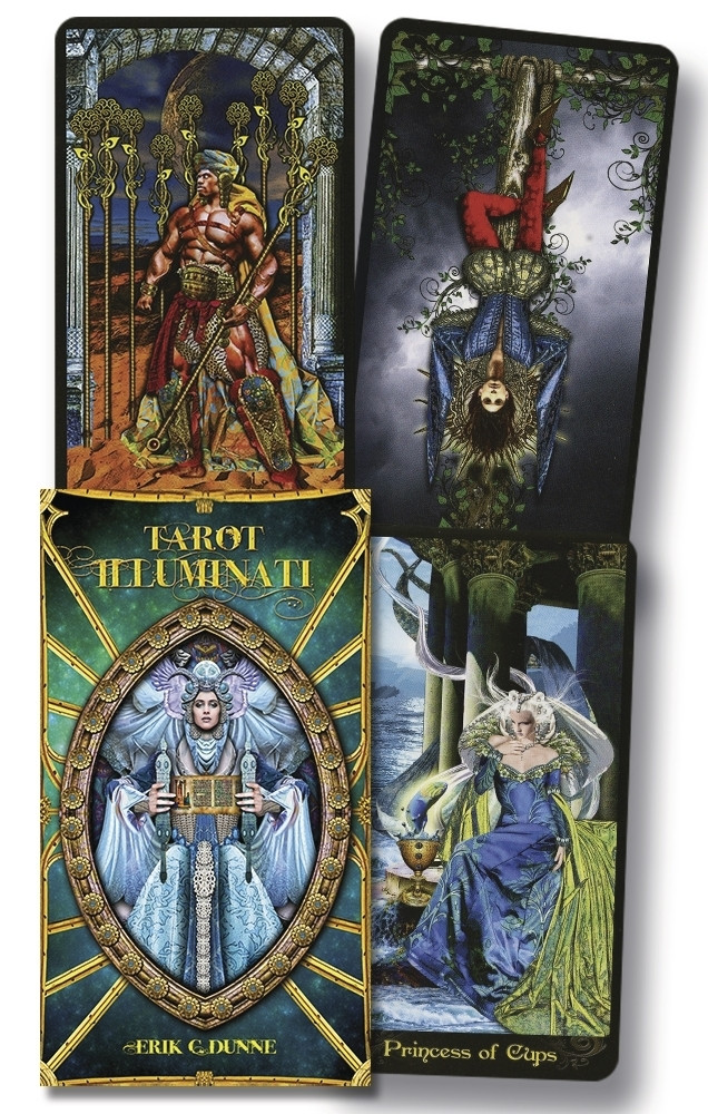Illuminati Tarot/ Таро Иллюминатов