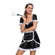 Кокетливый костюм флиртующей горничной, фото 3