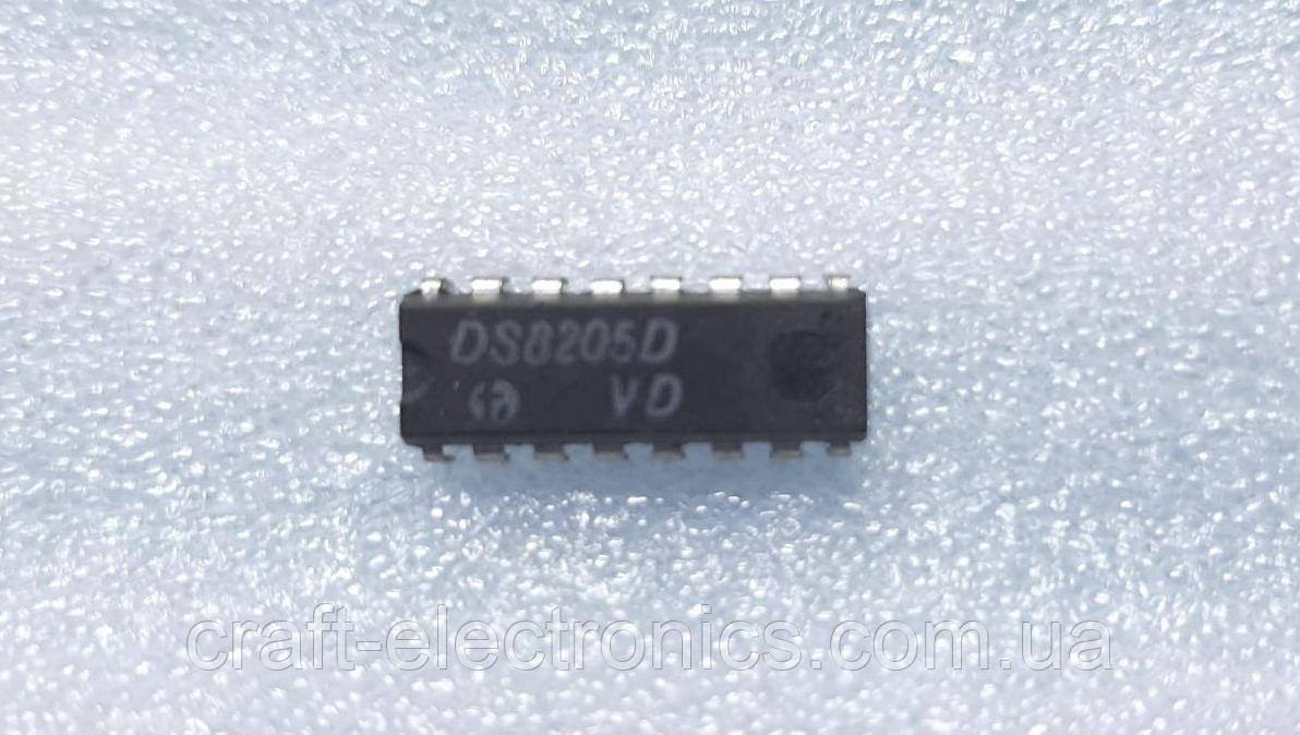 Микросхема DS8205D