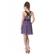 РАСПРОДАЖА! Очаровательное платье со стильным принтом, фото 2