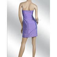 РАСПРОДАЖА! Изысканное фиолетовое платье, фото 3