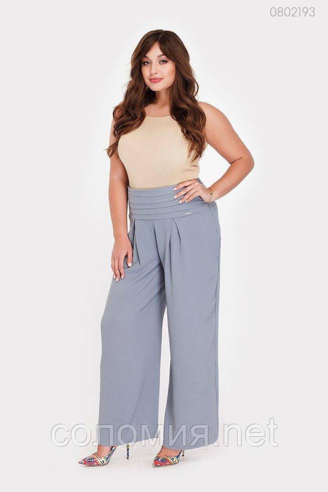Женские брюки Глион (серый) 0802193