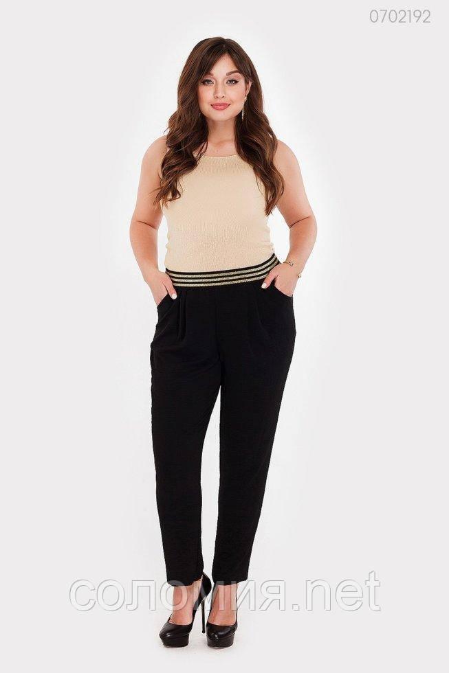 Женские брюки Бат (золотой) 0702192