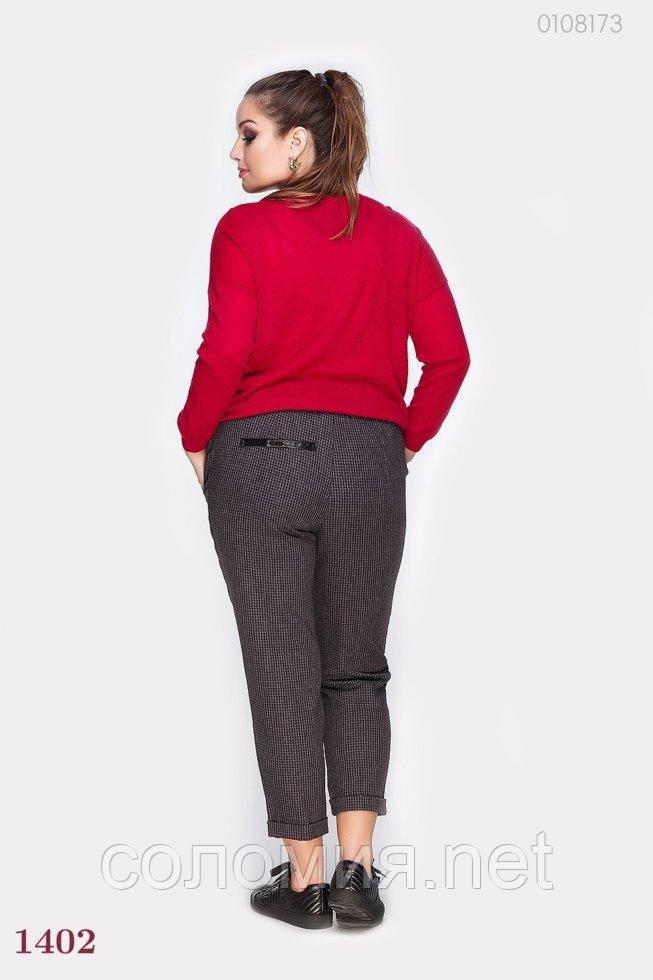 Женские брюки Лисмор (серый) 0108173