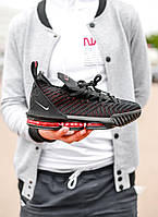 Кроссовки Nike Lebron 16 Fresh Bred / Найк Леброн 16, фото 1