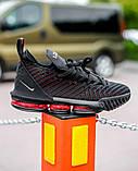 Кросівки Nike Lebron 16 Fresh Bred / Найк Леброн 16, фото 4