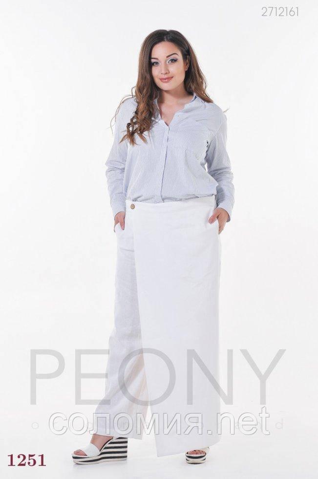 Женские брюки Сенегал (белый) 2712161