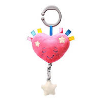 Плюшевая музыкальная игрушка LULLABY HEART BabyOno 615